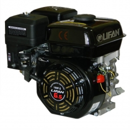 Двигатель Lifan 168F-2, вал Ø19 мм