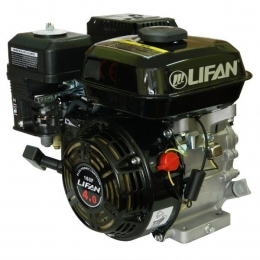 Двигатель Lifan 160F, 4 л.с., вал Ø19 мм
