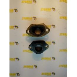 Теплоизолятор бензопилы 45-52 см3